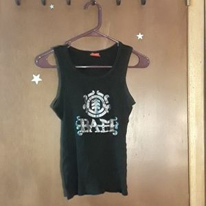 Element Tank top size small
